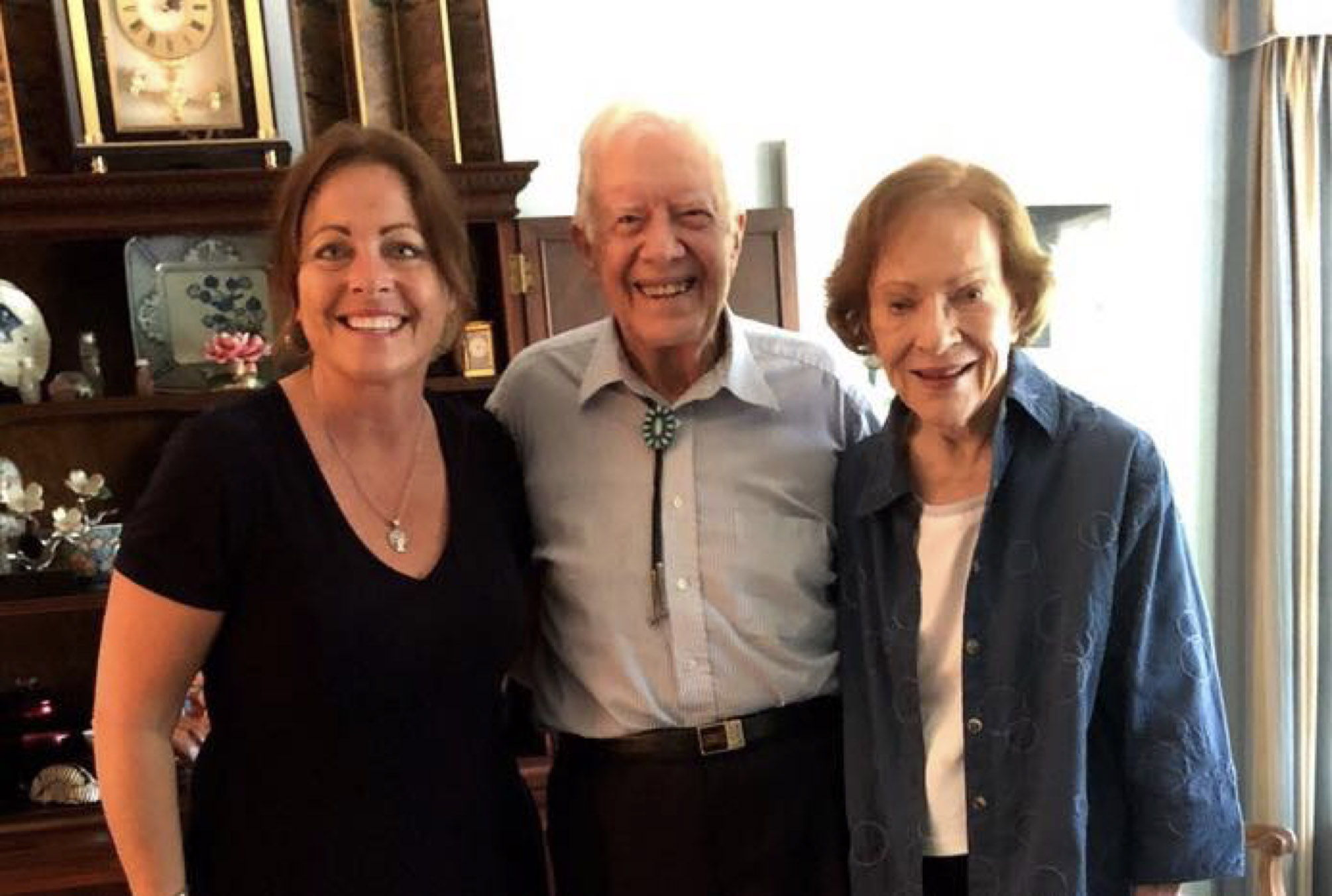 wendy with jimmy and rosalynn carter.jpeg