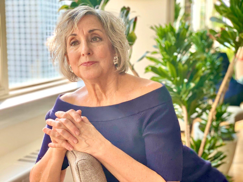 Carole Baumgart (📷: Deb Beroset)