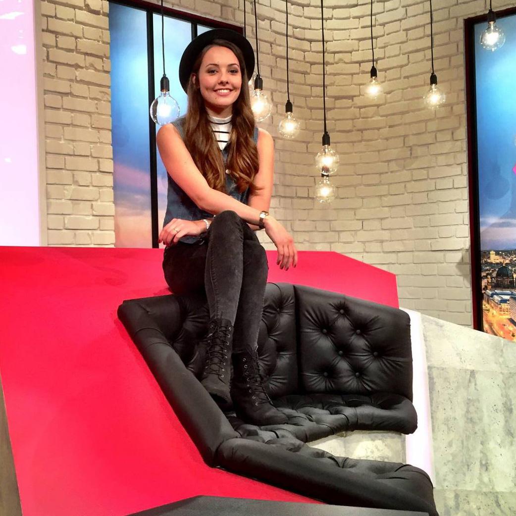 BERLIN 2016 - RTL KLUBSTUDIO