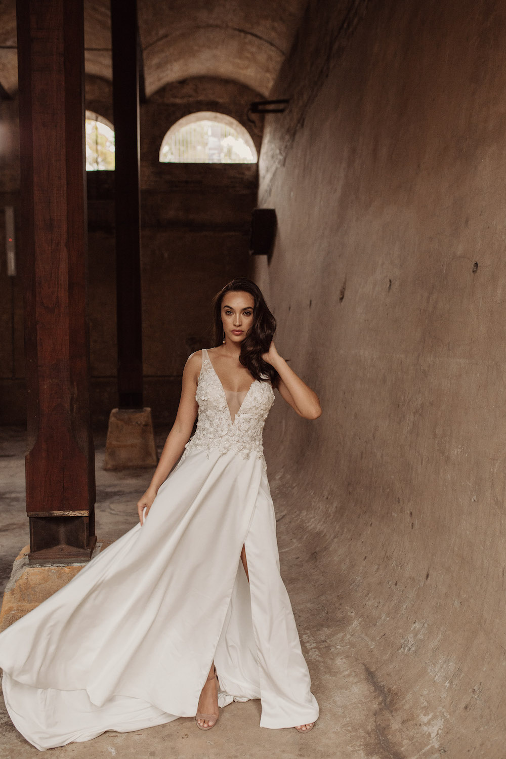 New Zealand Bridal Designer Hera Couture by LOVE FIND CO.