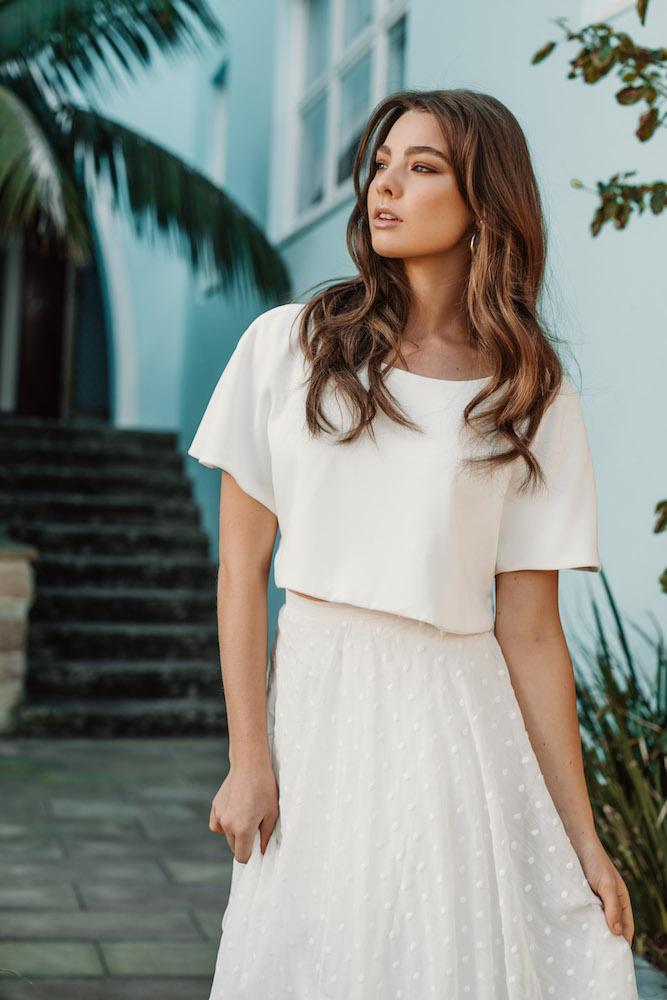 Daisy Brides Lookbook by LFC Creative Studio
