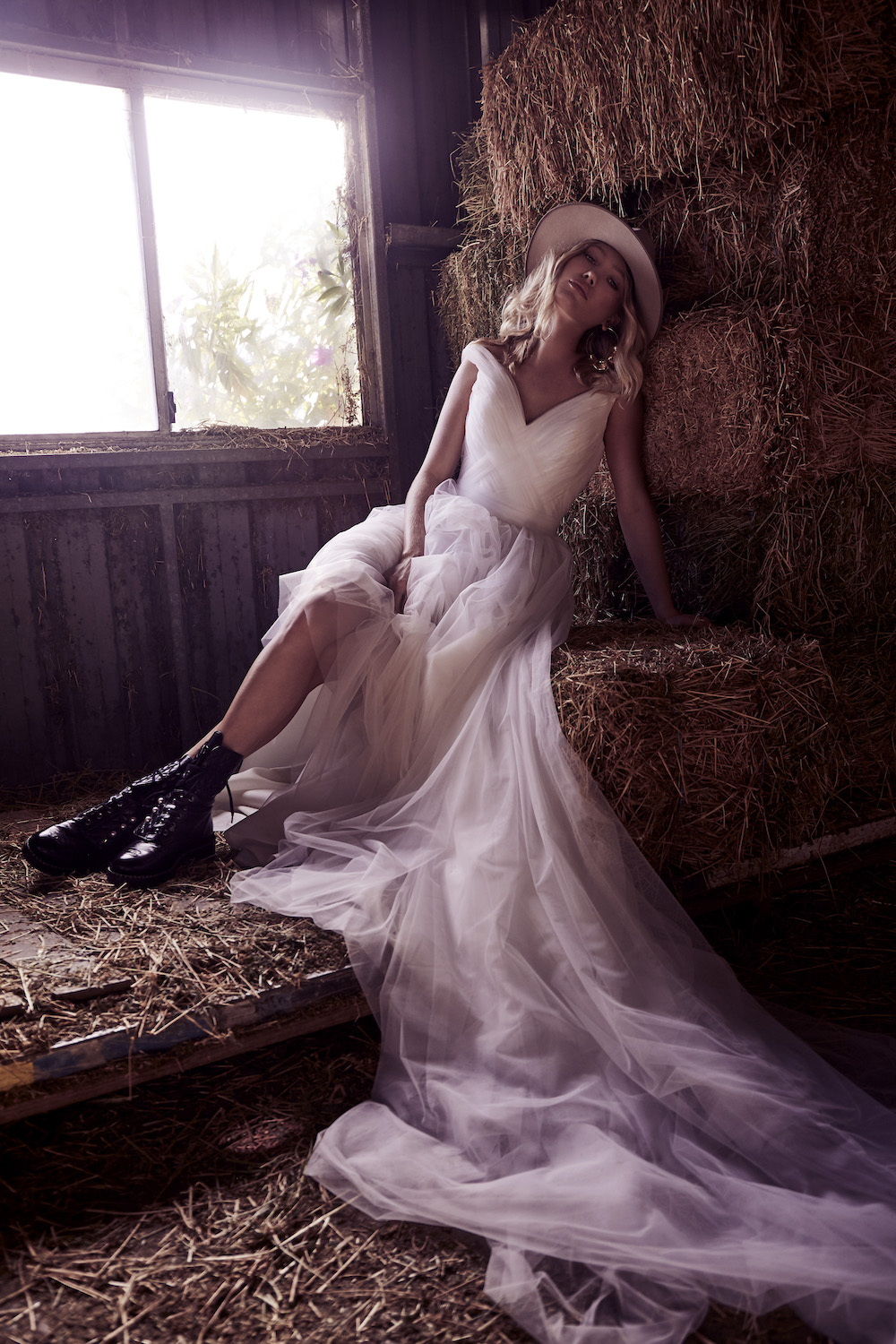Moira Hughes 'For Lovers' Bridal Collection