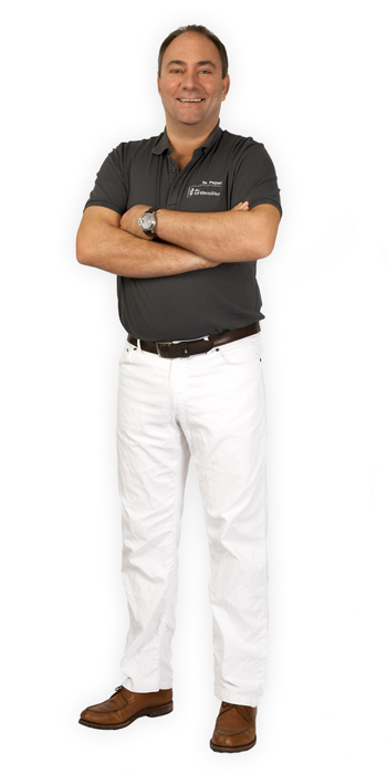 Dr. Markus Peyerl - Facharzt für Orthopädie und Unfallchirurgie , Chirotherapie und manuelle Medizin, Sportorthopädie, ambulante und stationäre Operationen