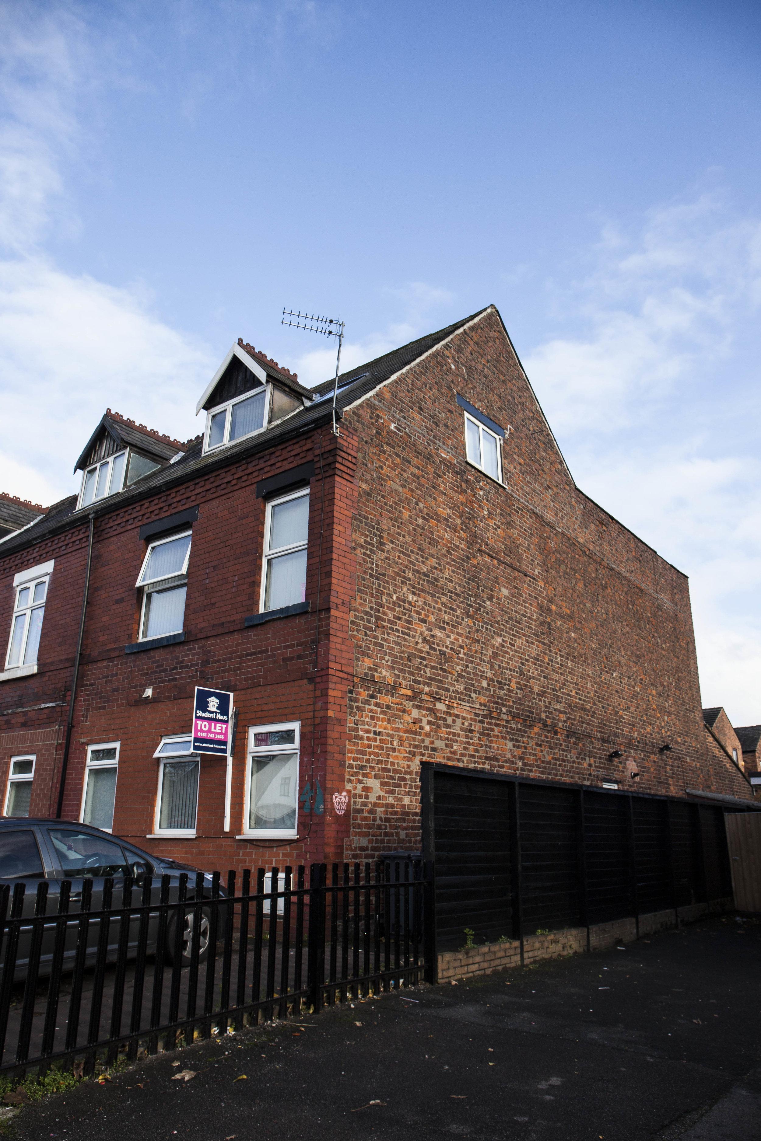 HOUSE B  Ladybarn Lane, Fallowfield   SORRY, ALREADY LET