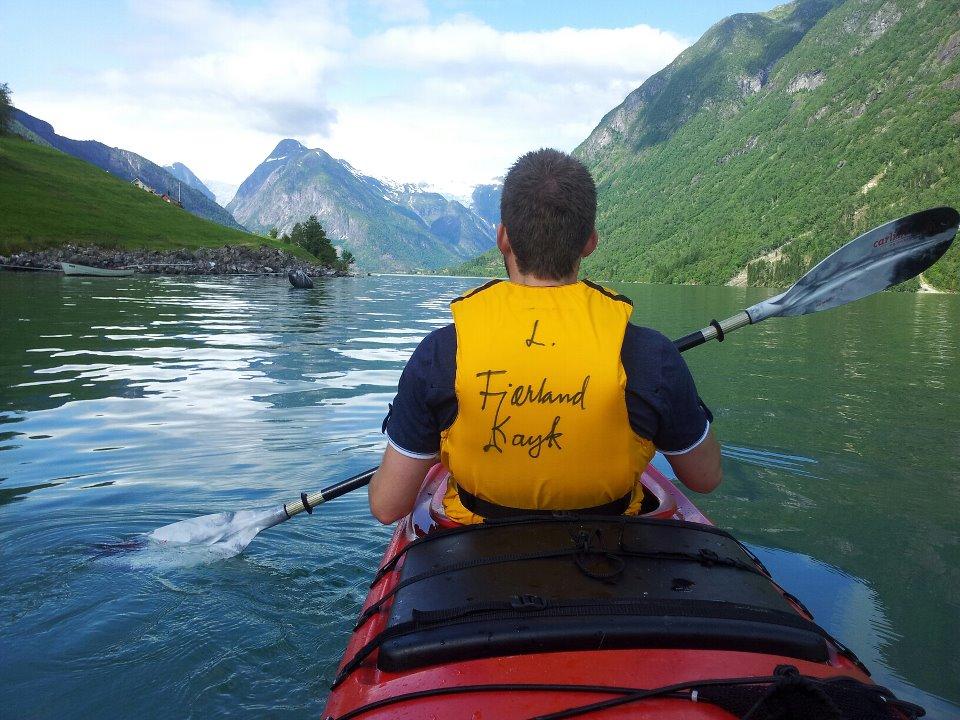 Kayak (Gaute D. Bøyum)