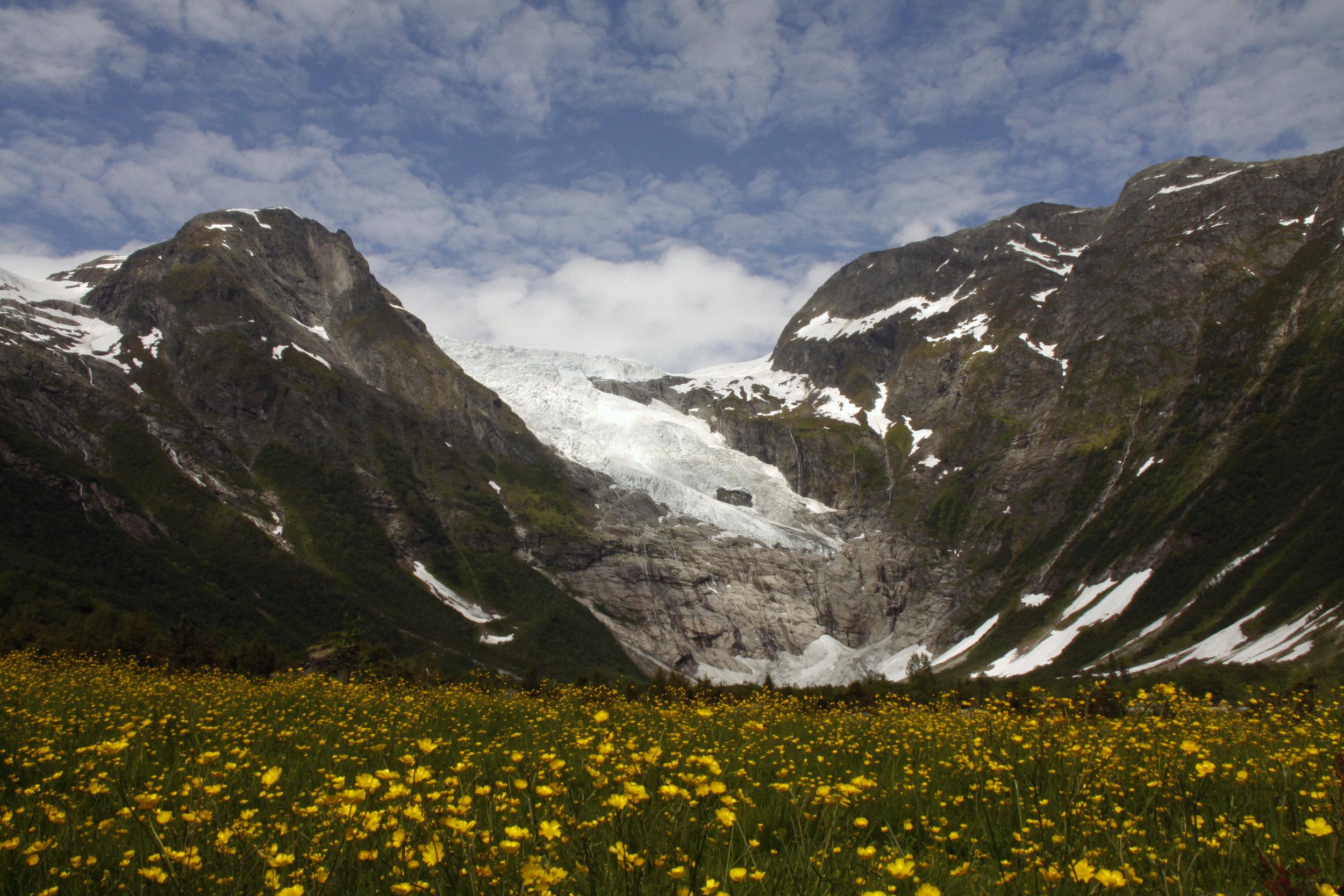Bøyabreen Glacier (Gaute D. Bøyum)