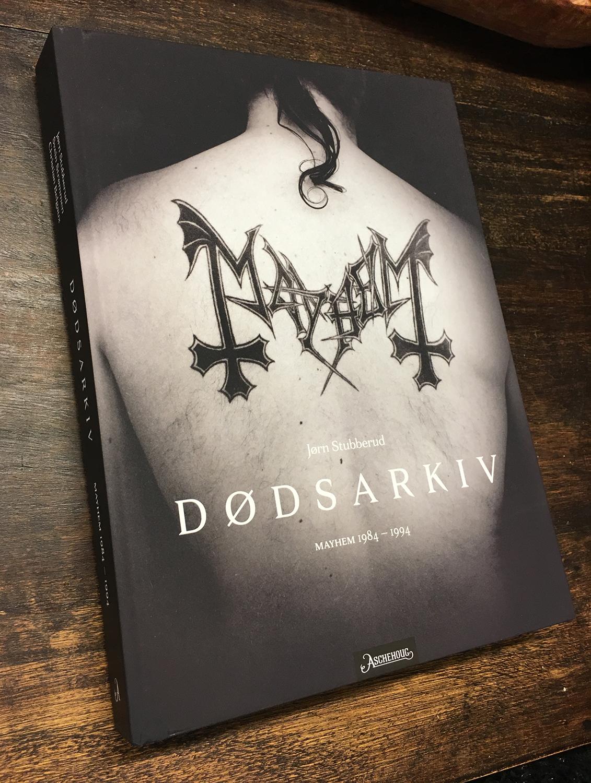 DØDSARKIV (Cover)
