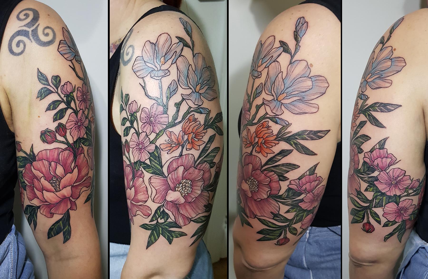 color-multiflower-halfsleeve.jpg