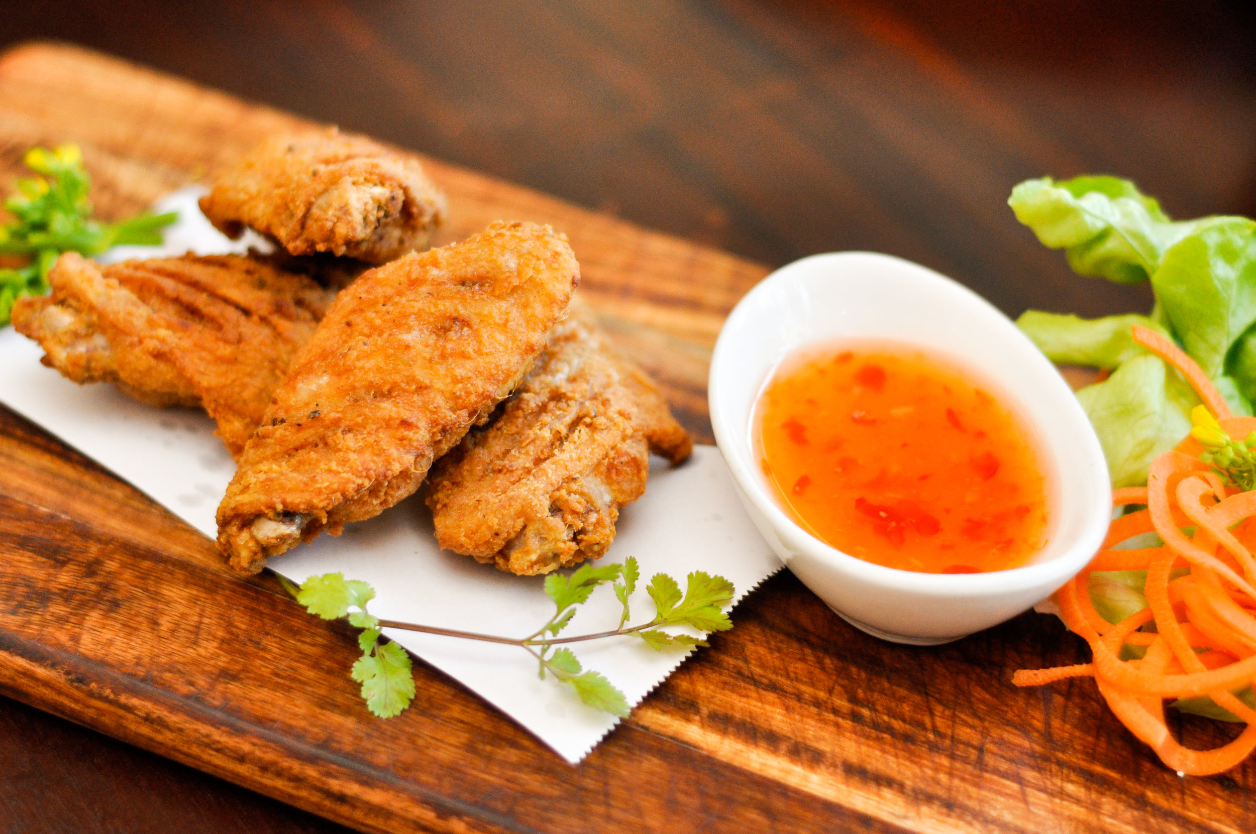 Mid Wing Chicken (GF)