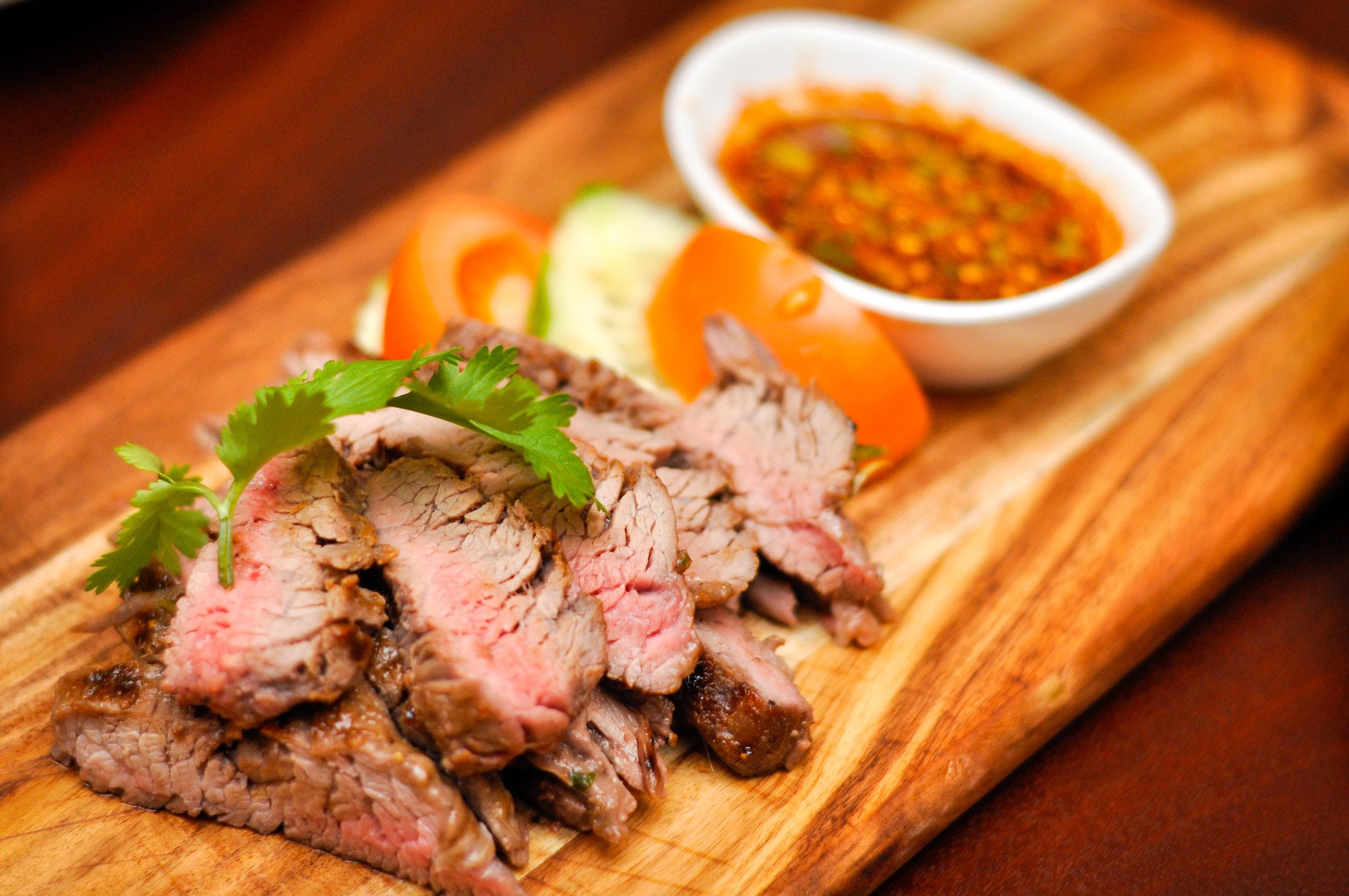 BBQ Beef (Lao Steak)