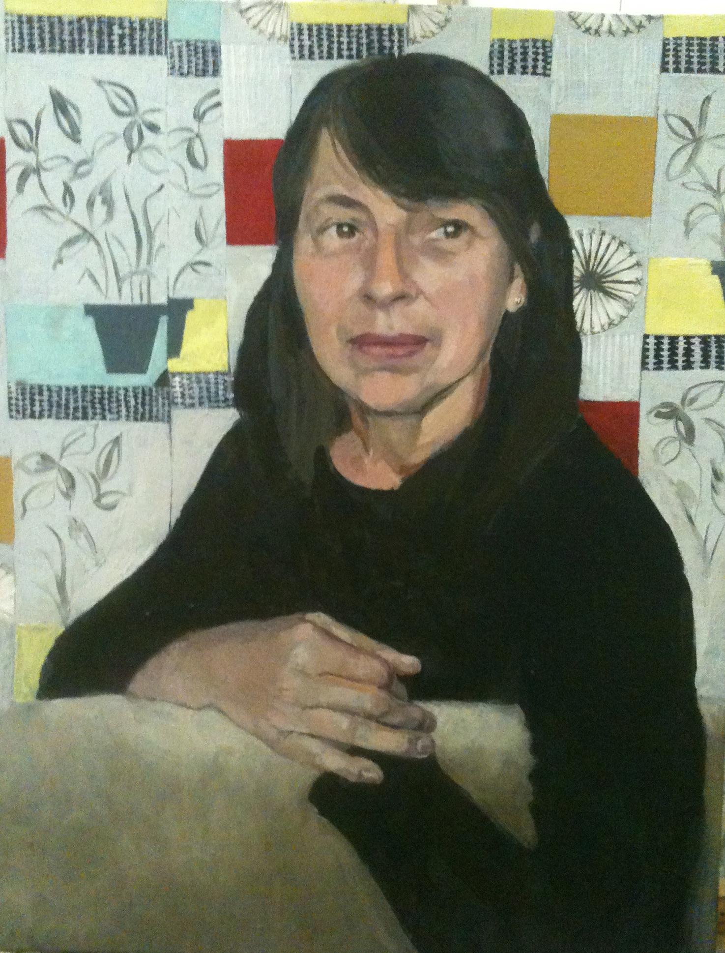 The Artist Jan Byrne