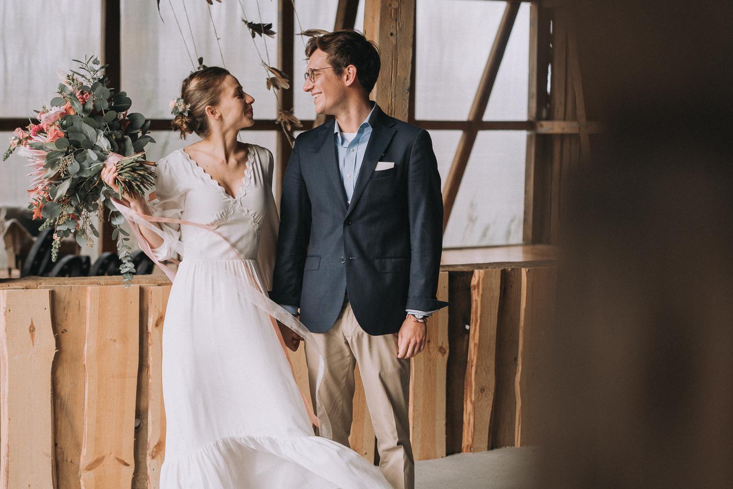 Fotograf na ślub w plenerze