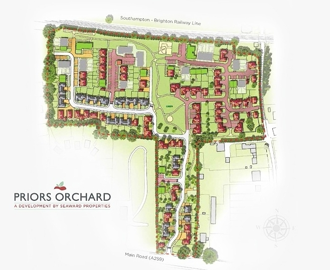 PRIORS ORCHARD, SOUTHBOURNE