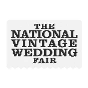 National Vintage Wedding Fair Logo bw.png
