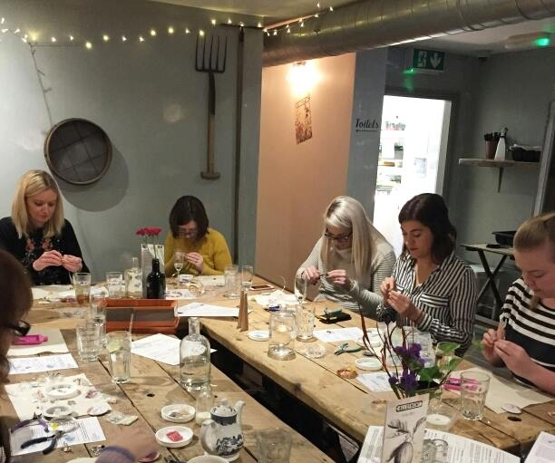 Jewellery Making Manchester The Crafty Hen