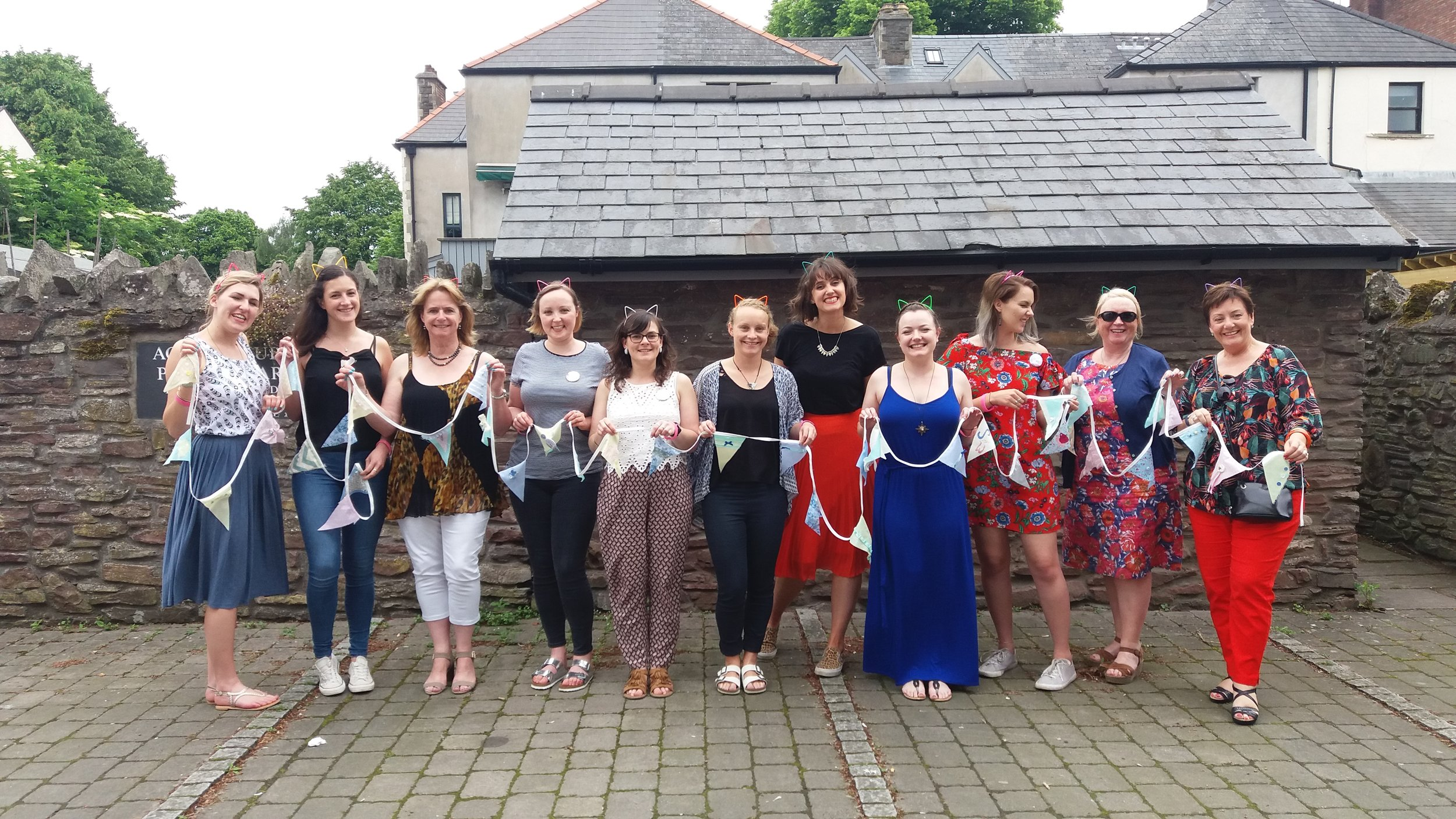 The Crafty Hen Bunting Making Cardiff Workshop.jpg