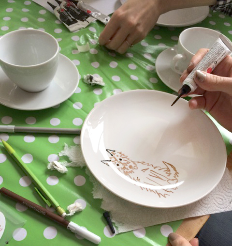 BABY SHOWER CRAFT CERAMIC PAINTING THE CRAFTY HEN PARTY.jpeg