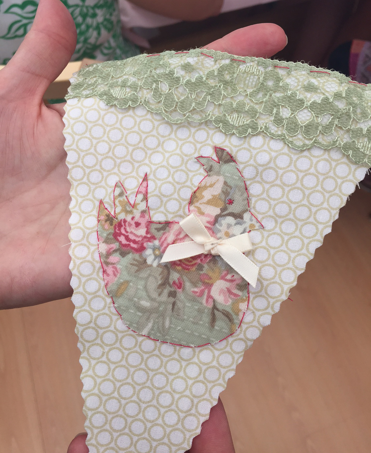 Baby Bunting, Kent Baby Shower Craft Activity