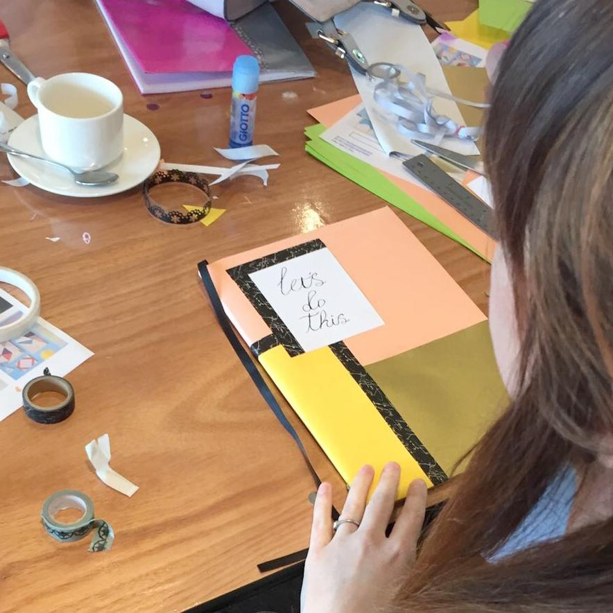 The Crafty Hen Stationary Workshop Experiences Viking.JPG