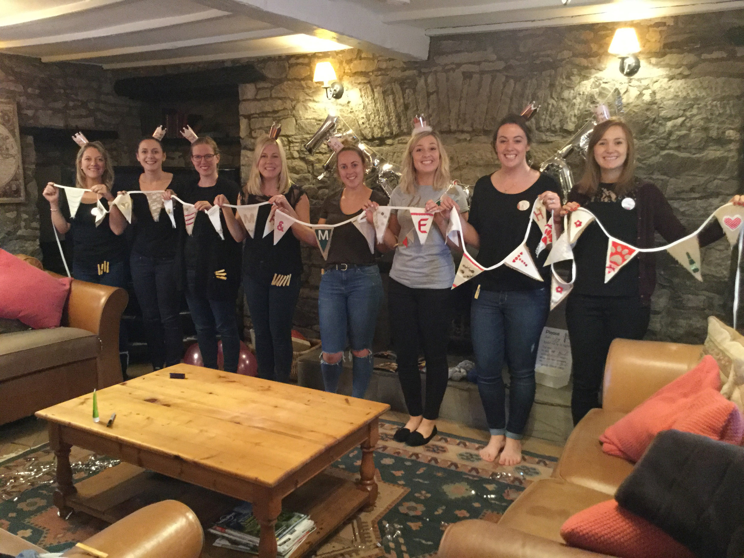 Stirling Scotland, Crafty Hen Party