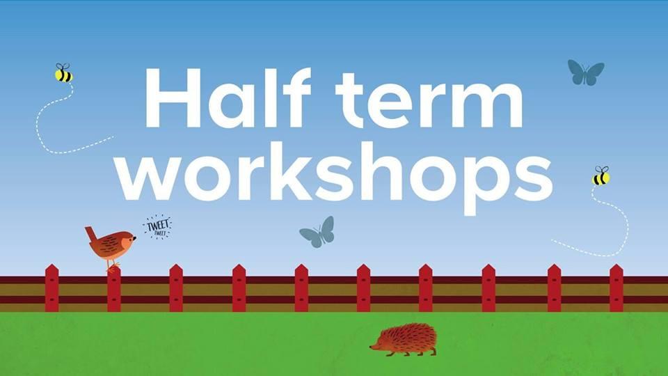Spring Half Term b&Q Crafty Hen In Store Workshops