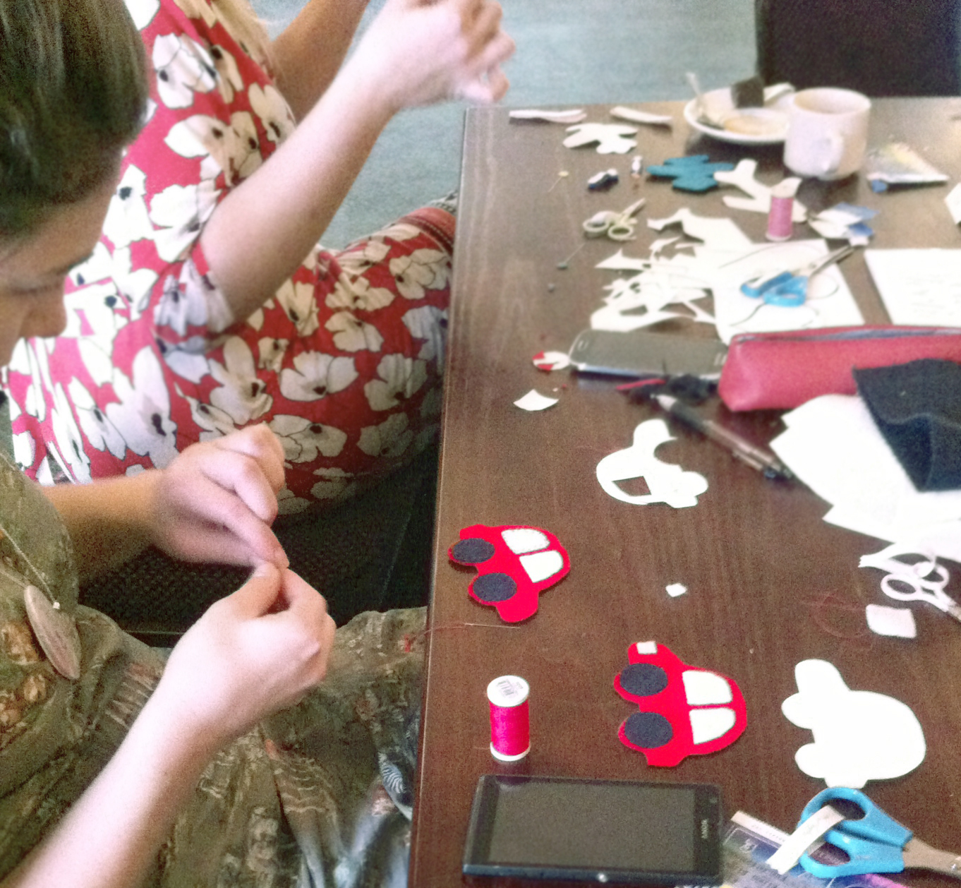 Baby Mobile DIY HAndmade Workshop the Crafty Hen.jpg