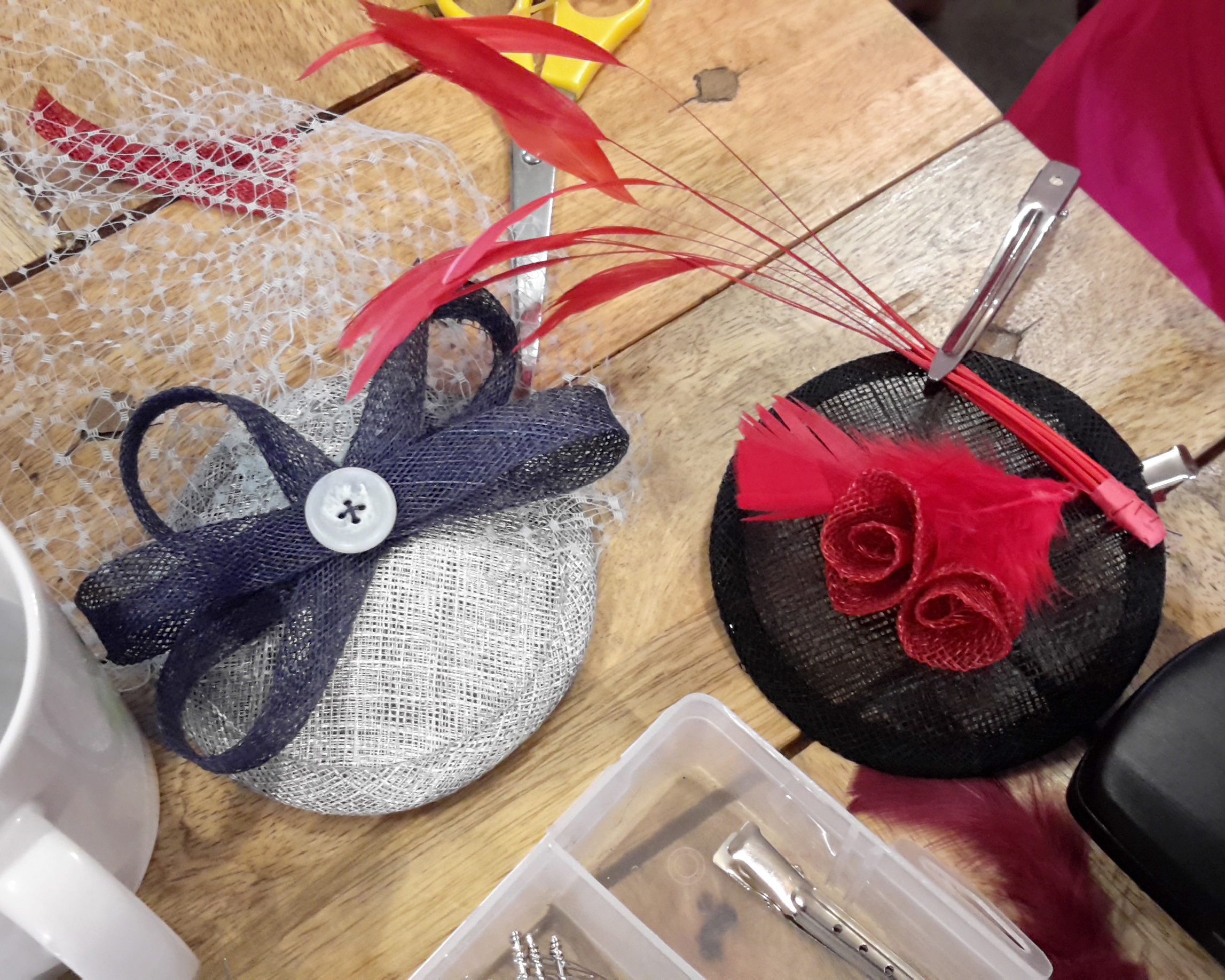 The Crafty Hen Fascinator Making London.jpg