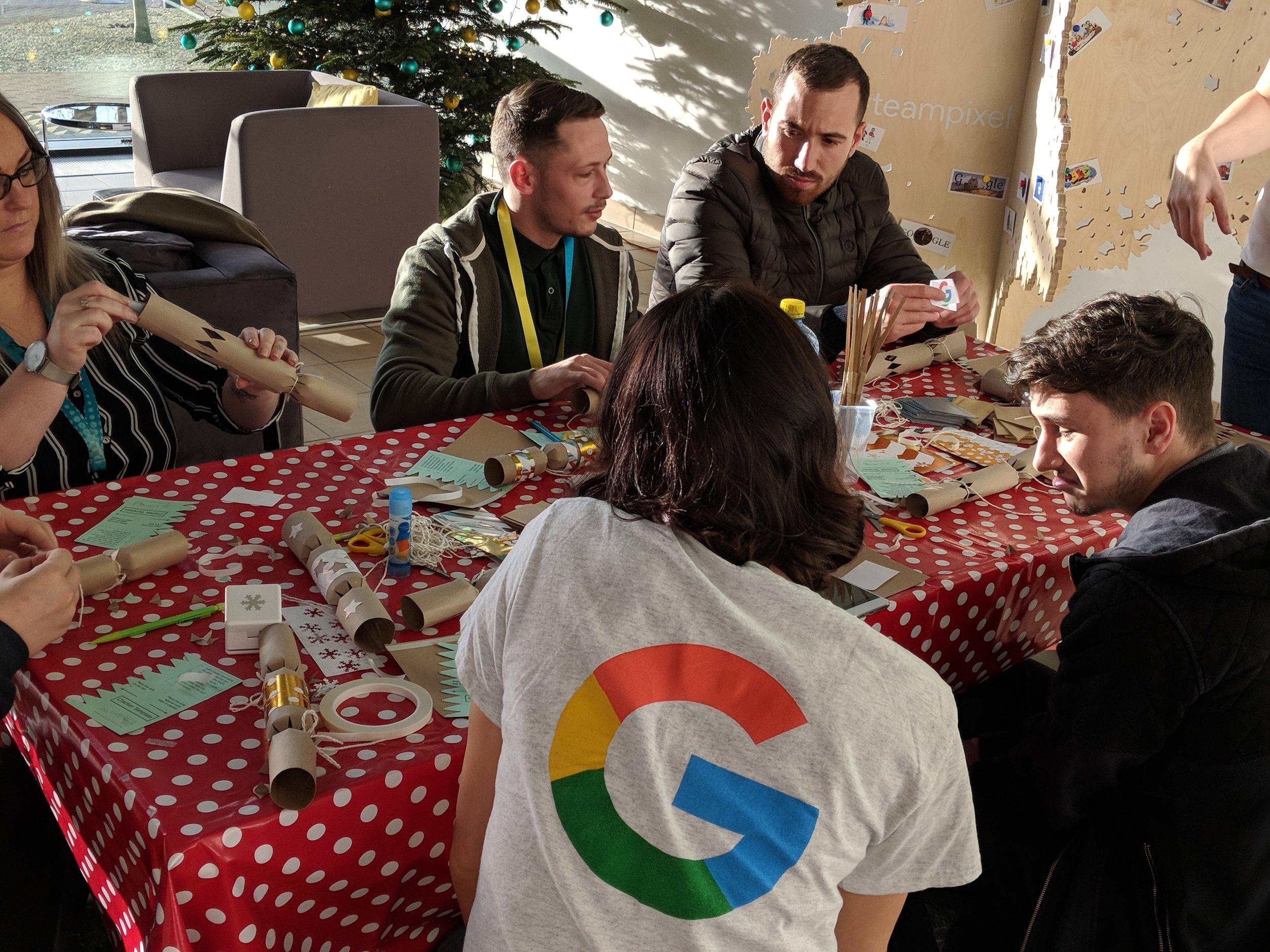 Google Team Social Experiences