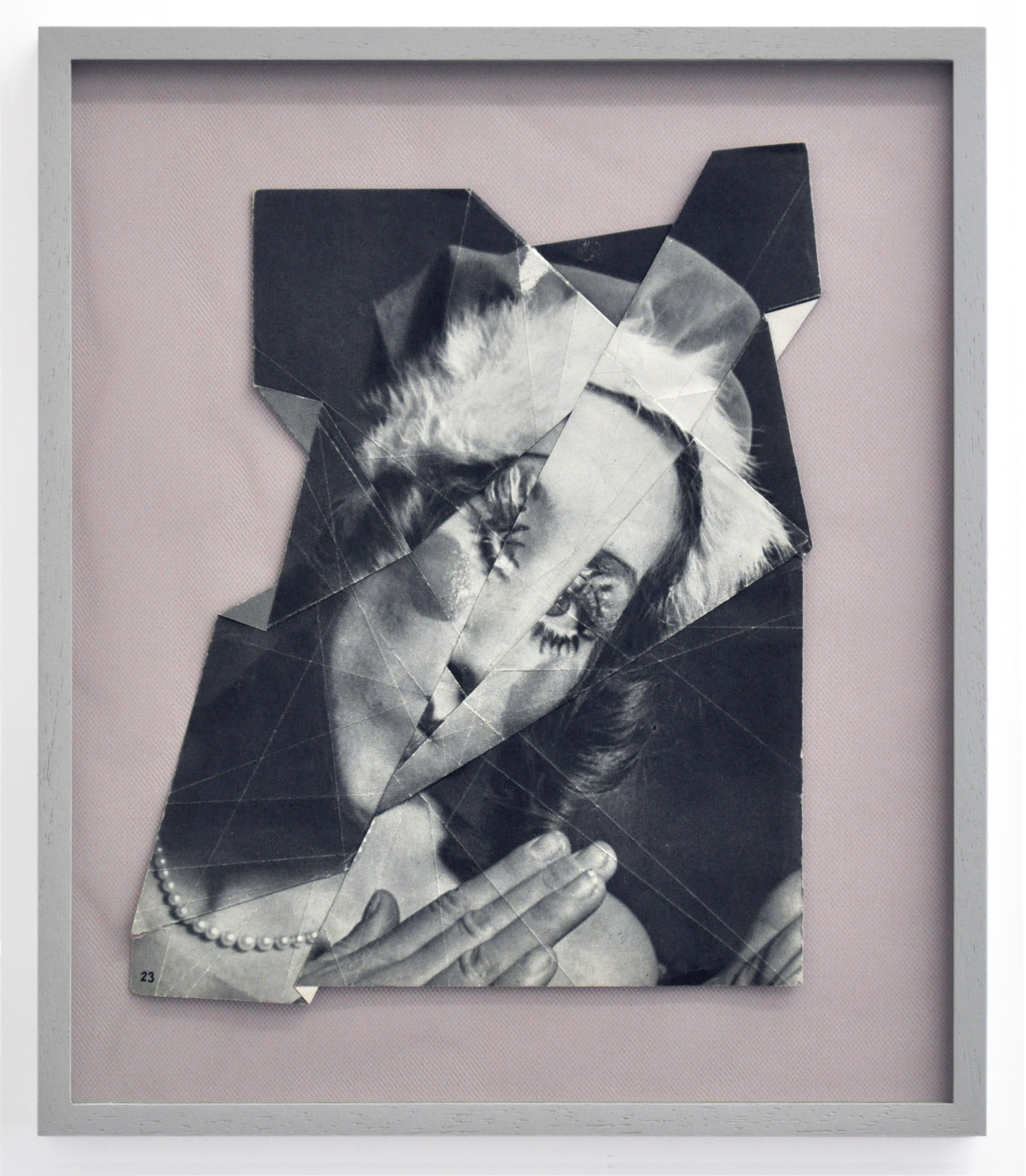Venus in Furs 2012 Magazinseiten gefaltet 29 x 35 cm