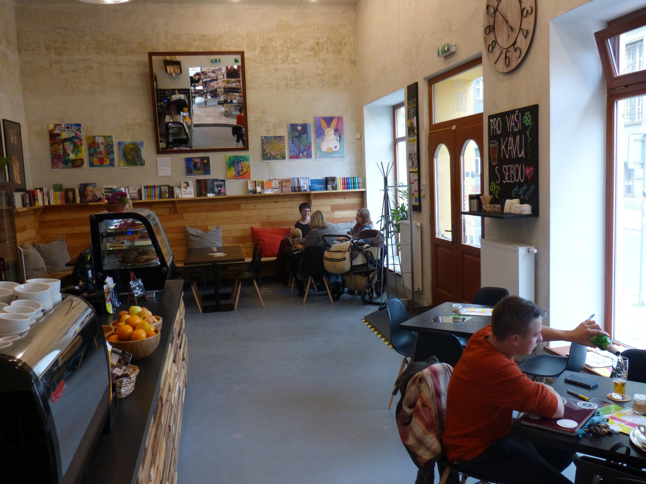 Kavárna PANT