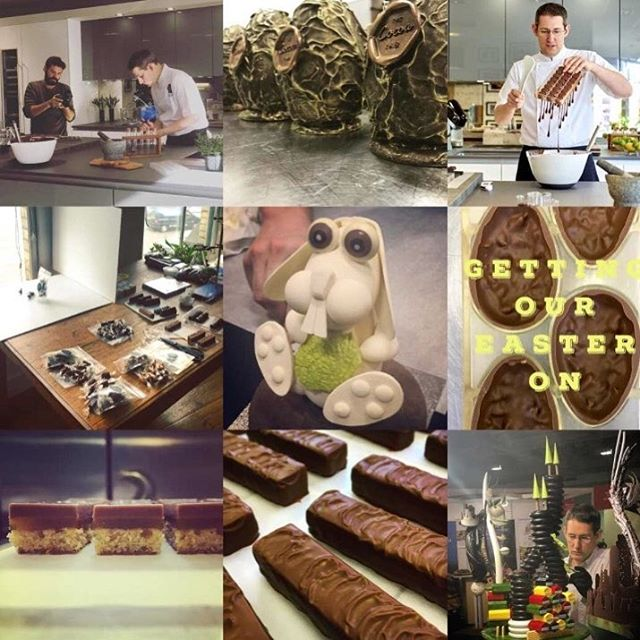 Thanks for all your support this year. Exciting year ahead for @choc_barry and @thecocoalab - stay tuned! • • #bestnine2017 #goodbye2017 #hello2018 #chocolate #smallbusiness #newbusiness #startup
