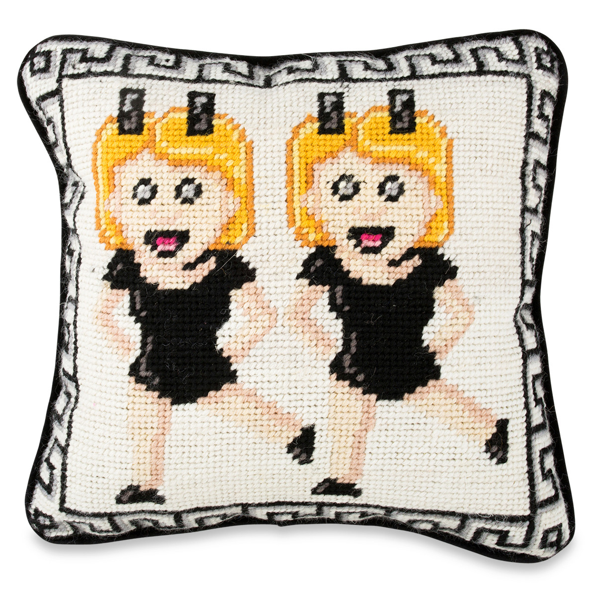 Twinning Pillow