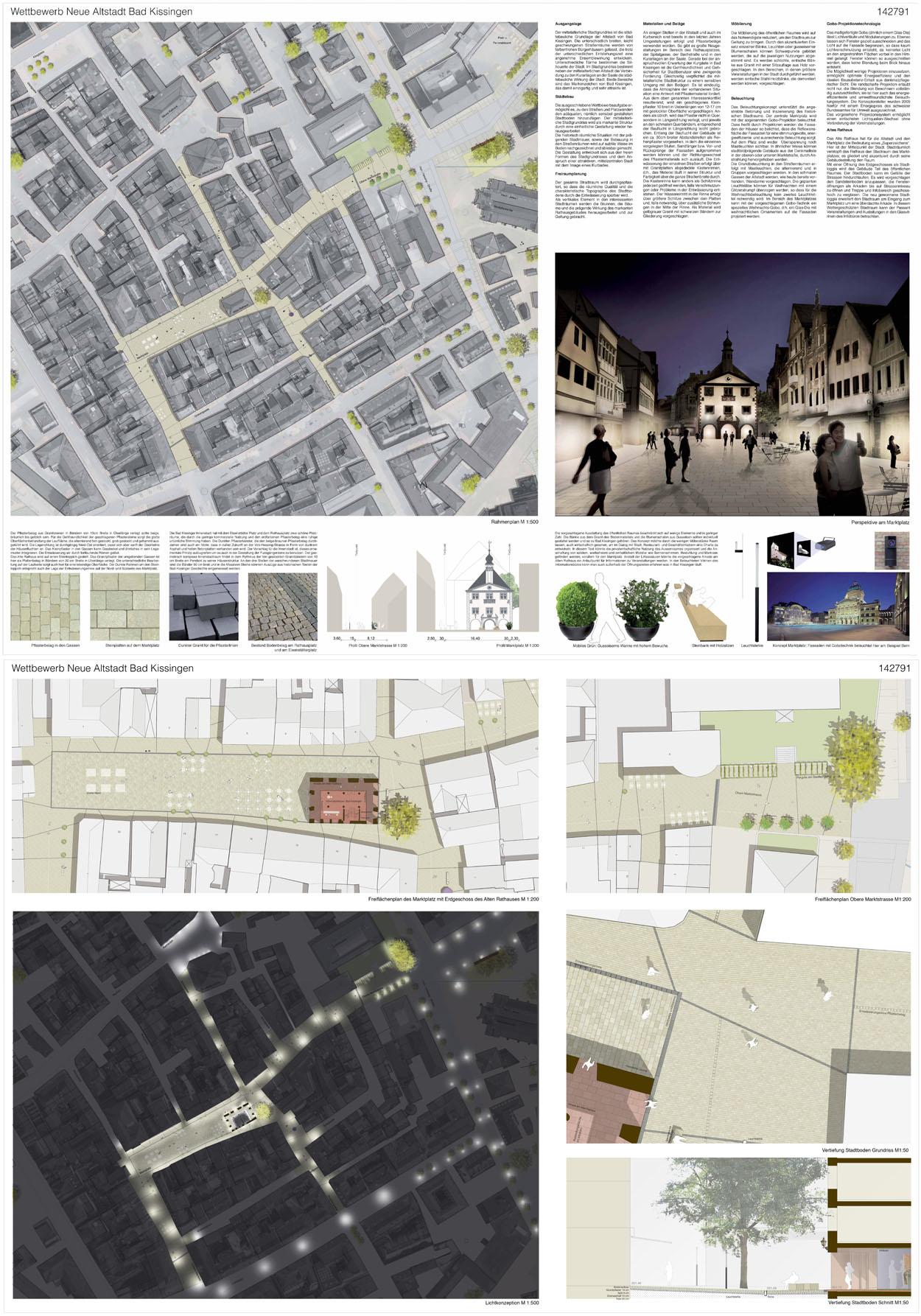 WBB Neue Altstadt Bad Kissingen Rosenstiel architekten
