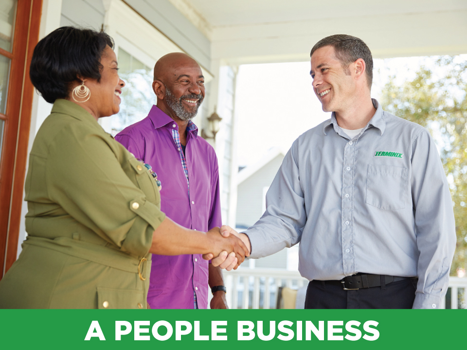 A PEOPLE BUSINESS