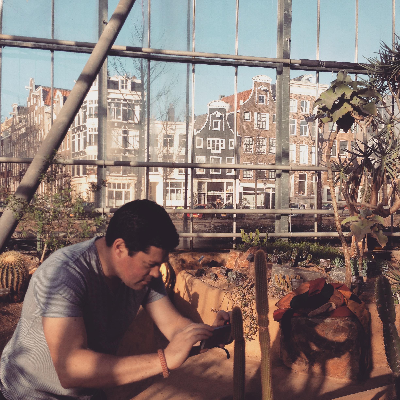 Amsterdam Hortus Botanicus, The Netherlands