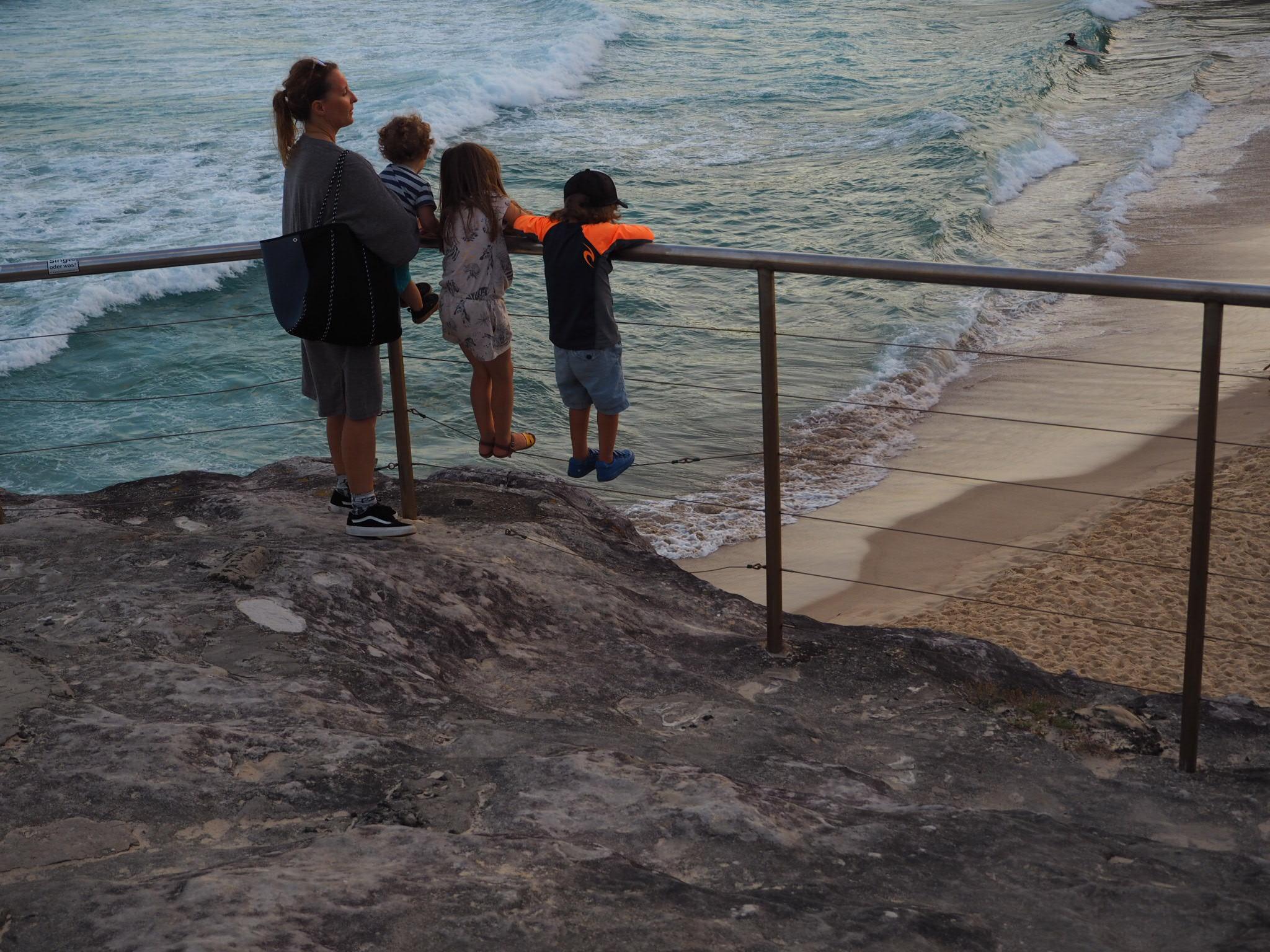 Bondi to Bronte, Australia