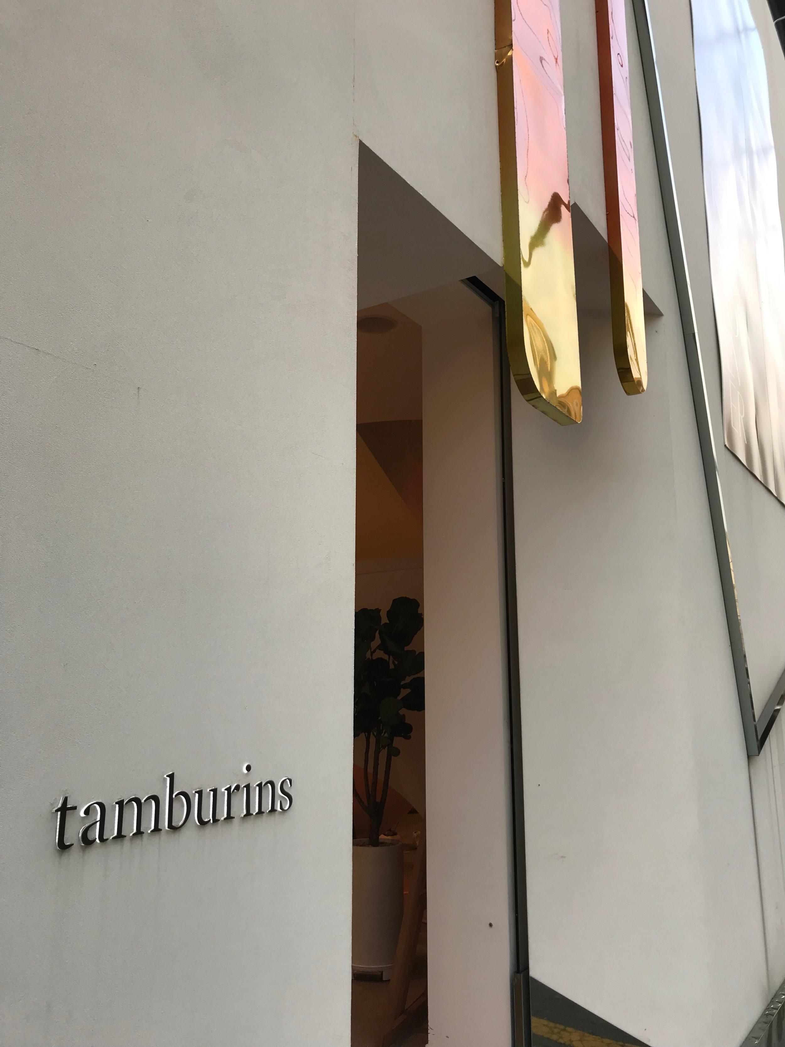 Tamburins beauty concept store, Seoul