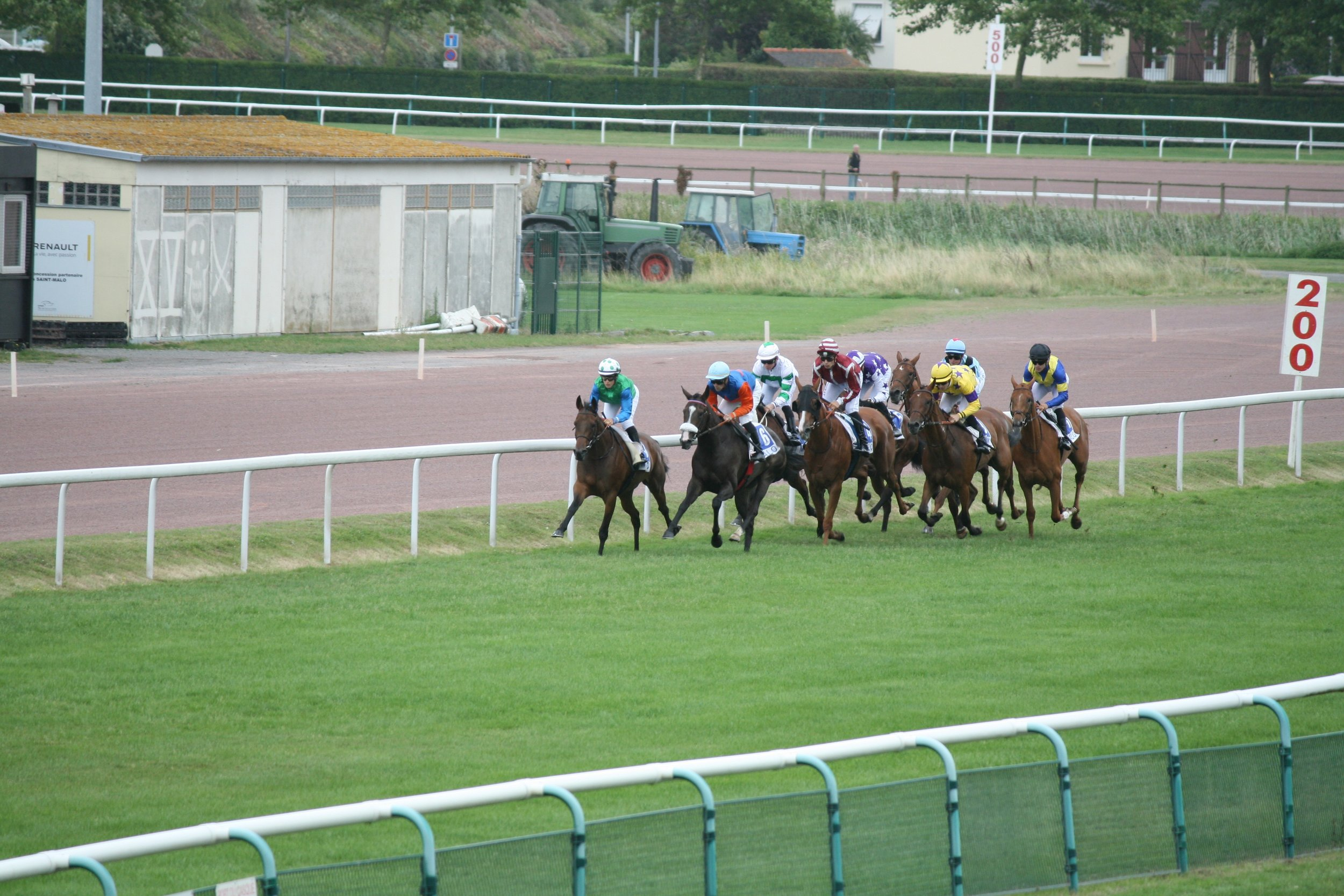 Cap Verite   Arqana 2014 Breeze-Up purchase, broke her maiden nicely at St Malo.