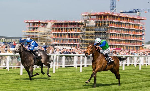 SMUGGLERS MOON (Danehill Dancer x Alchamilla): THE SURREY STAKES LISTED, 03RD JUNE 2016   After winning his maiden comfortably at Newbury (pictured) he came from 7 lengths off the pace at Epsom to win easily for owners Manton Thoroughbreds. He was subsequently sold to Hong Kong for a handsome sum.
