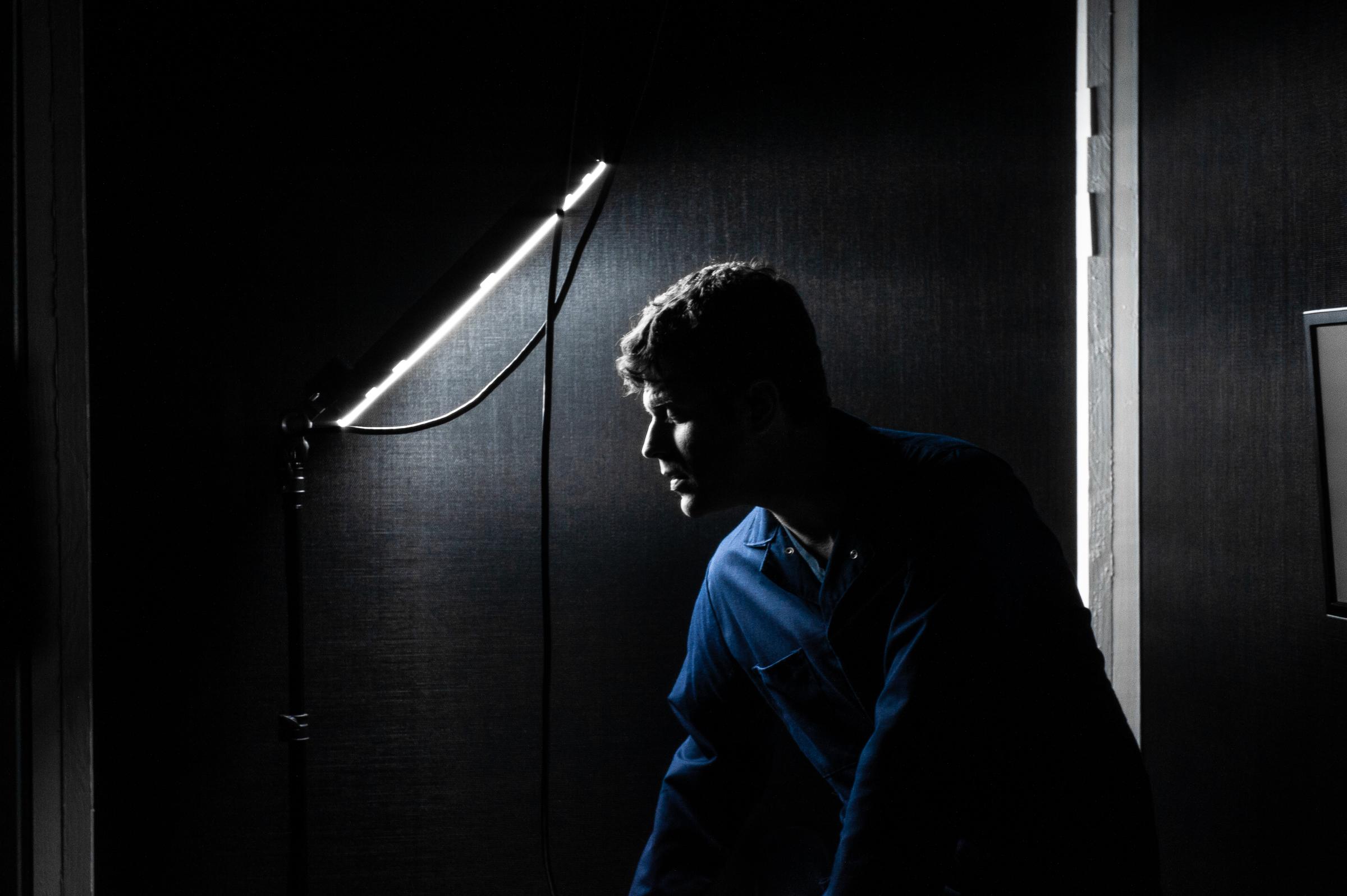 Attilio Rigotti, photo by yours truly