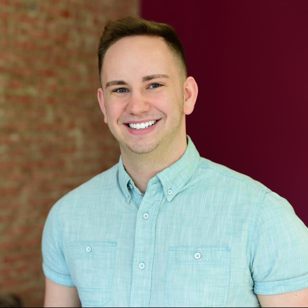 Dan Berghaus  Account Coordinator, Digital Department