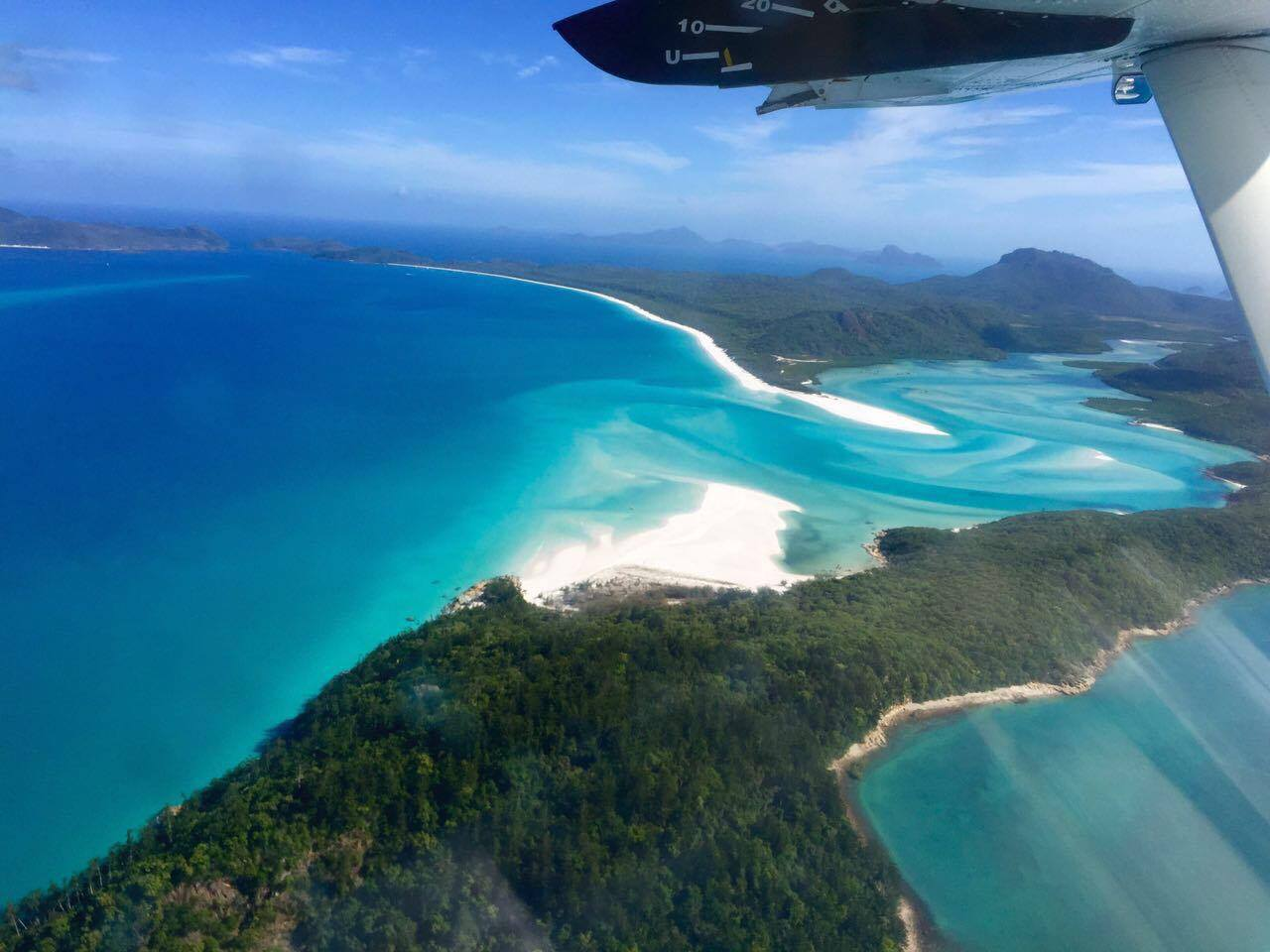 Whitehaven Beach, Great Barrier Reef