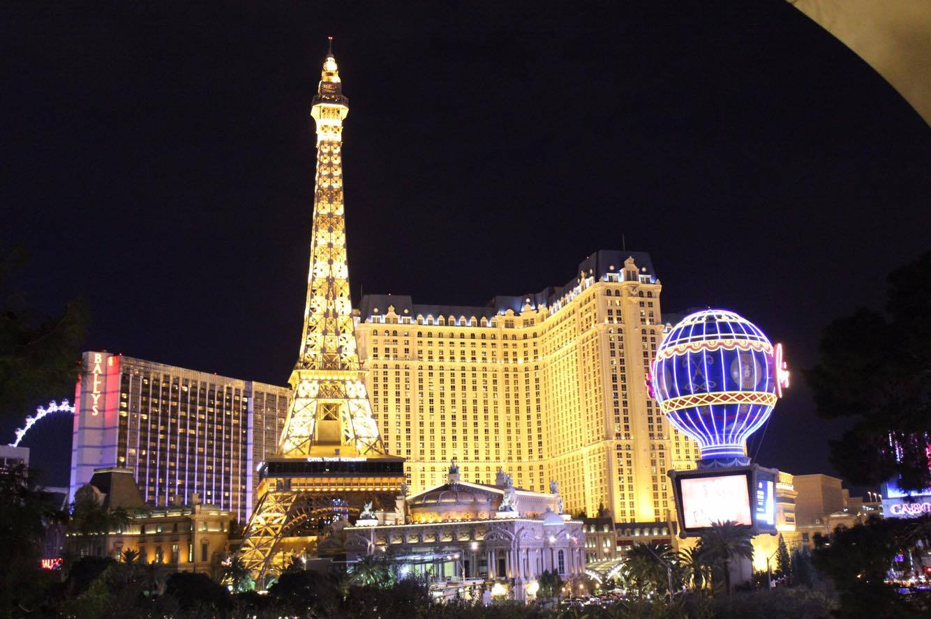 The Paris Las Vegas