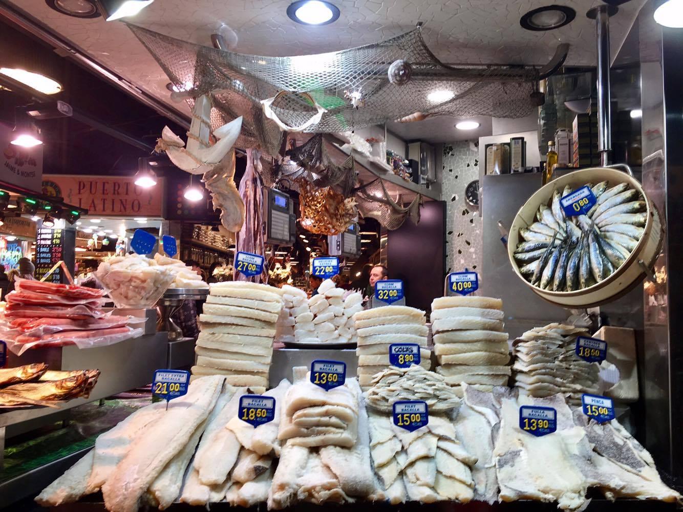 Salted herring