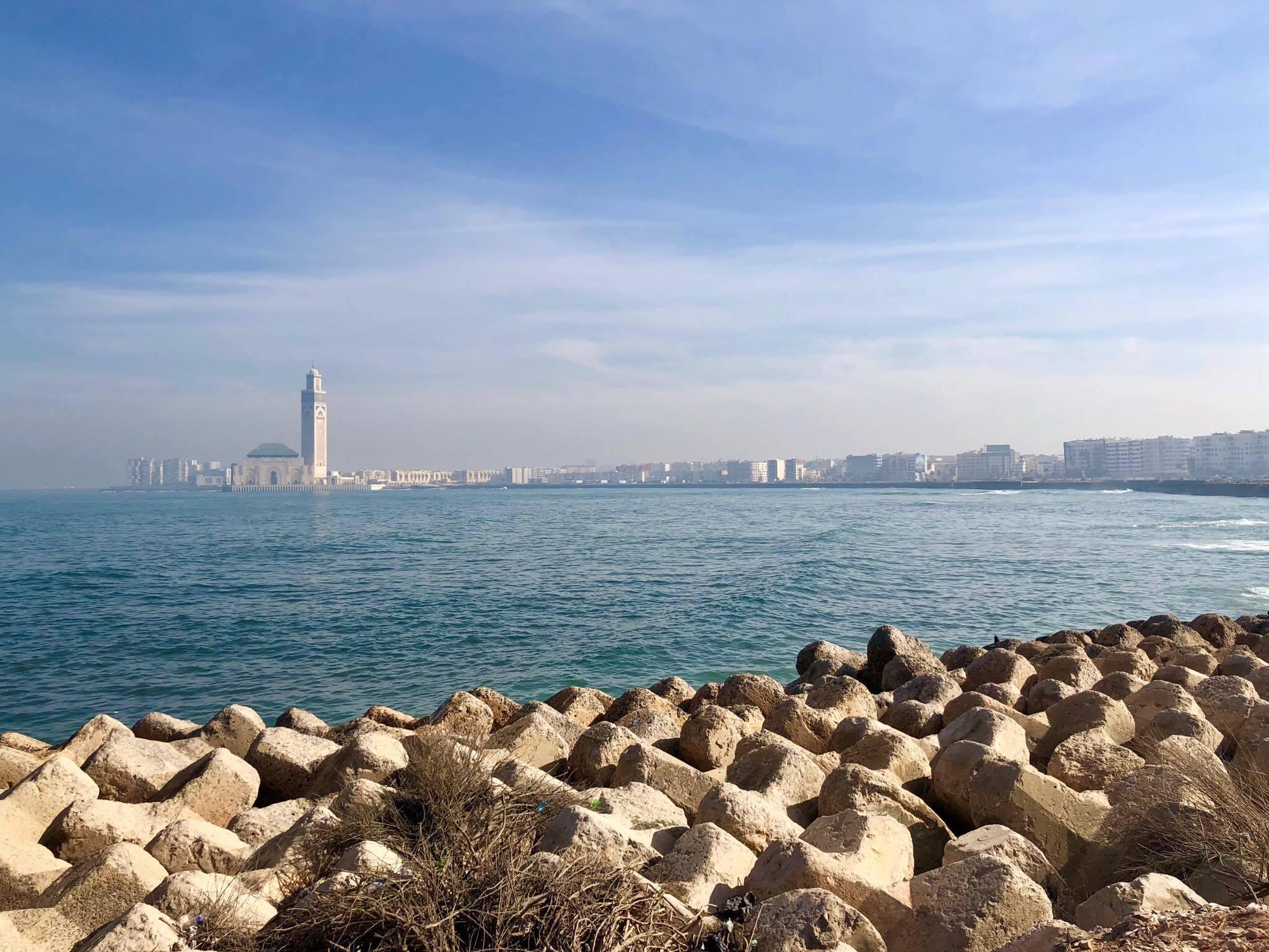 Casablanca/Volubilis/Meknès