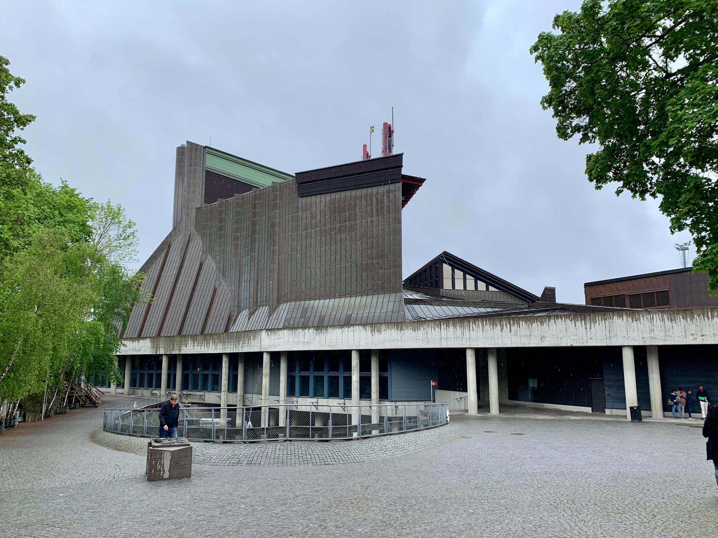 The Vasa Museum: -