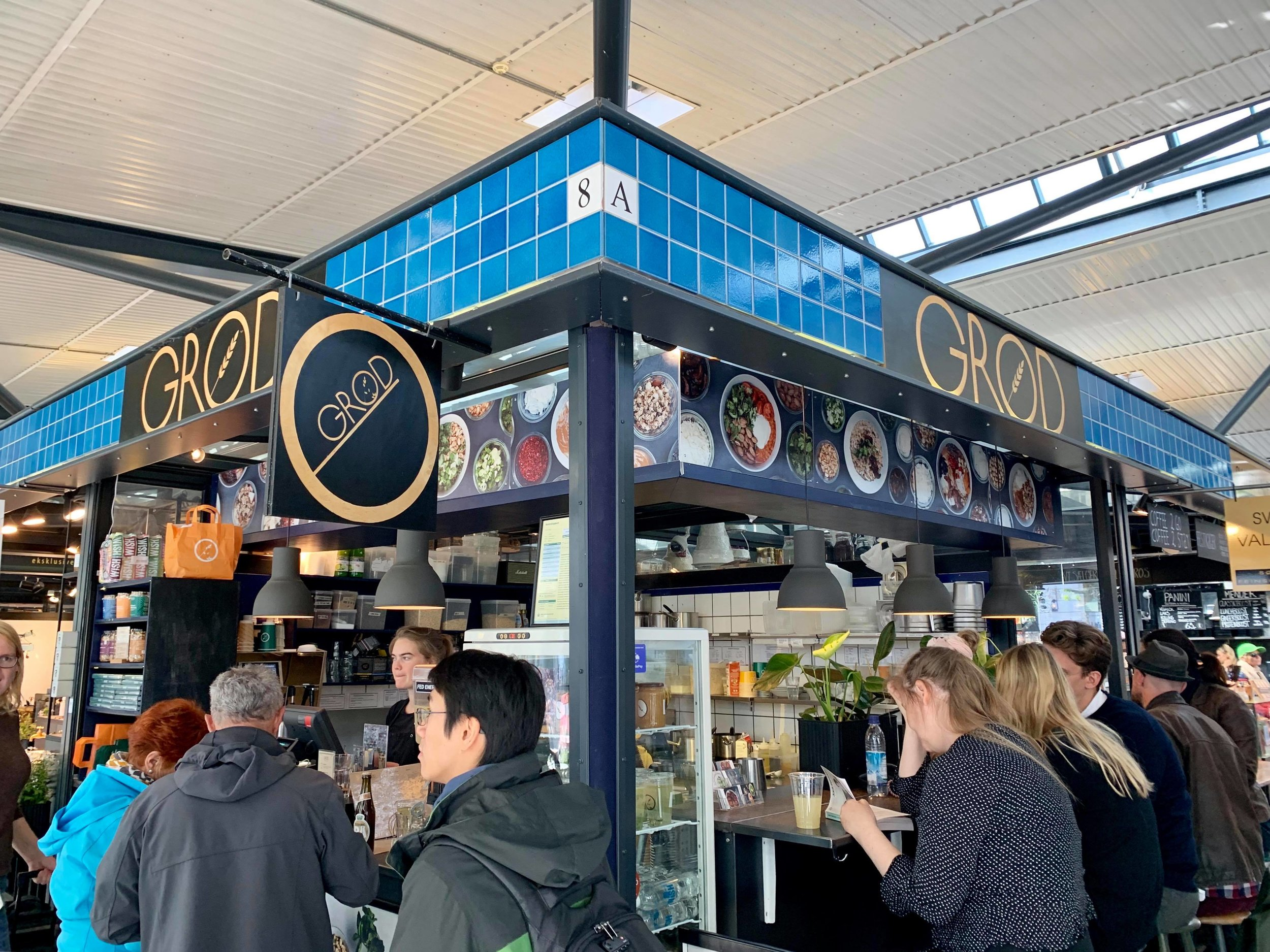 - GRØD opened in Copenhagen back in 2011 dedicated exclusively to a Danish breakfast staple: the porridge. Today the eatery has three locations throughout the city, one of which is here, and offers sweet and savory selections of the Danish porridge.