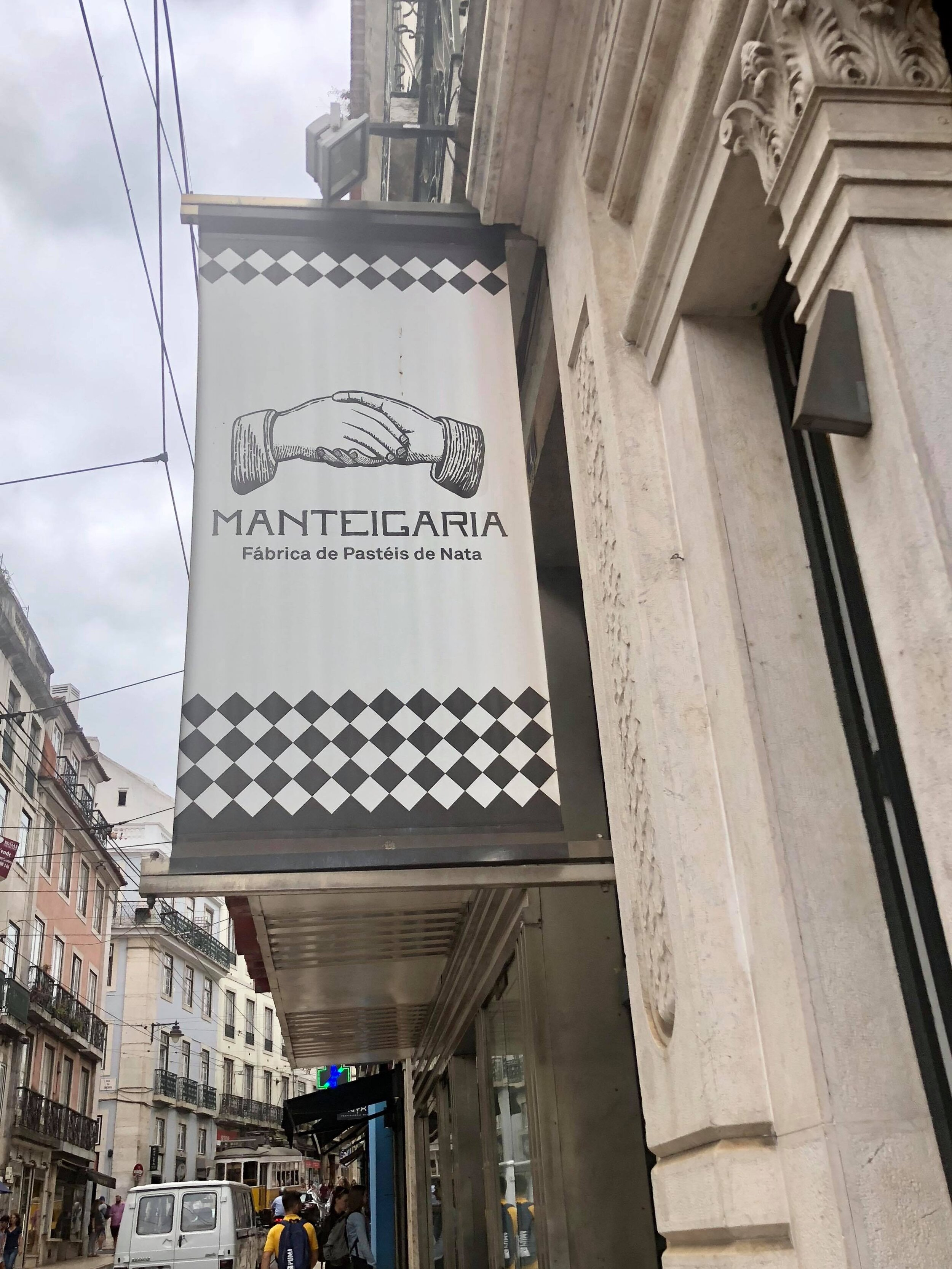 Manteigaria - Popular Choice - A must-try stop for devotees of the egg tart, the pastels de nata here are heavy on the custard, and lighter on the pastry, but none-the-less a decadent, eggy treat.