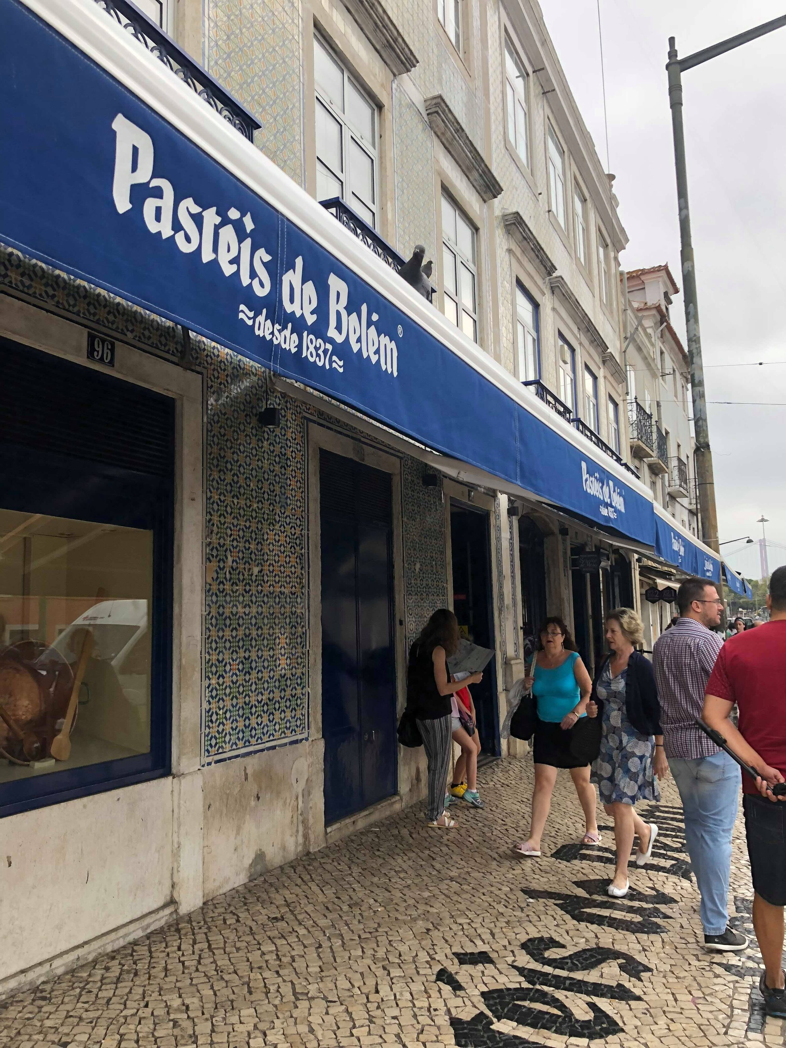 Pastéis de Belém - Home of the OriginalCommonly credited with the invention of the iconic egg tart, Pastéis de Belem is frequently hailed as the origin where they are first produced. Though somewhat out of the way from Lisbon center, lines can quickly form during peak hours as the monastery and other sites are nearby, so be sure to stop by early (hours are 8AM - 11PM daily).