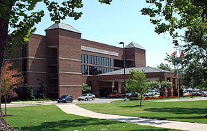 Holiday Inn, University of Memphis